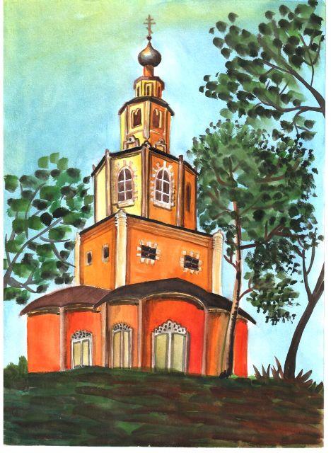 К чему сниться рисовать церковь